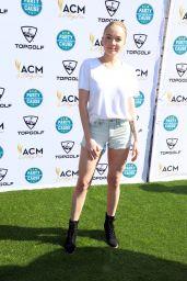 Danielle Bradbery – ACM Presents the Lifting Lives Topgolf Tee-Off in Las Vegas 04/14/2018