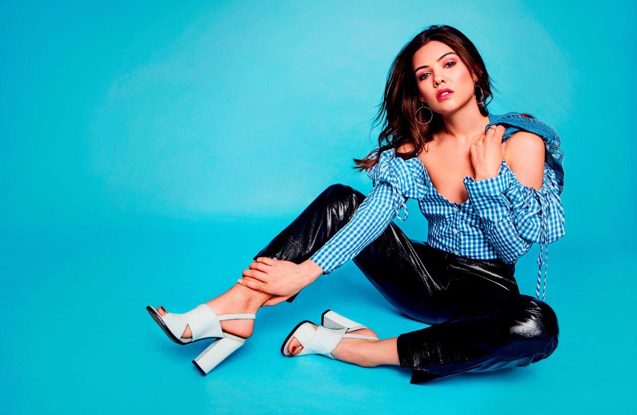 Danielle Campbell Popular Tv Magazine March 2018