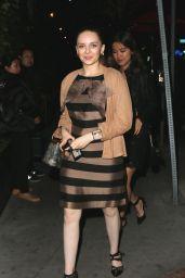 "Darcy Rose Byrnes – ""Patrick Melrose"" TV Show Premiere in LA"
