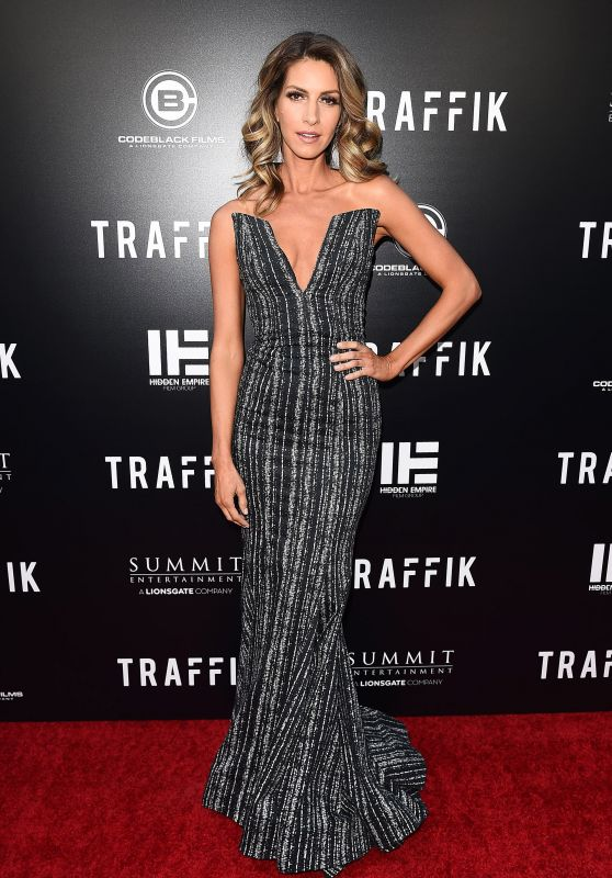 "Dawn Olivieri – ""Traffik"" Premiere in LA"
