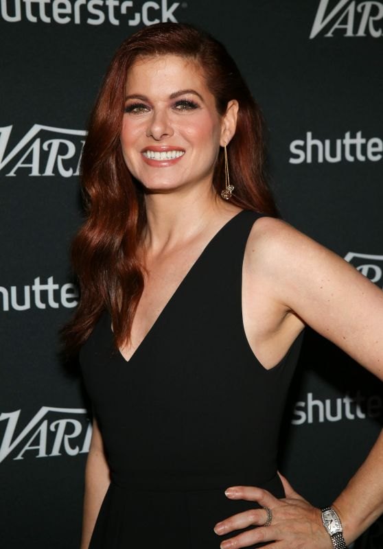 Debra Messing – Variety Actors on Actors in Los Angeles 04/29/2018