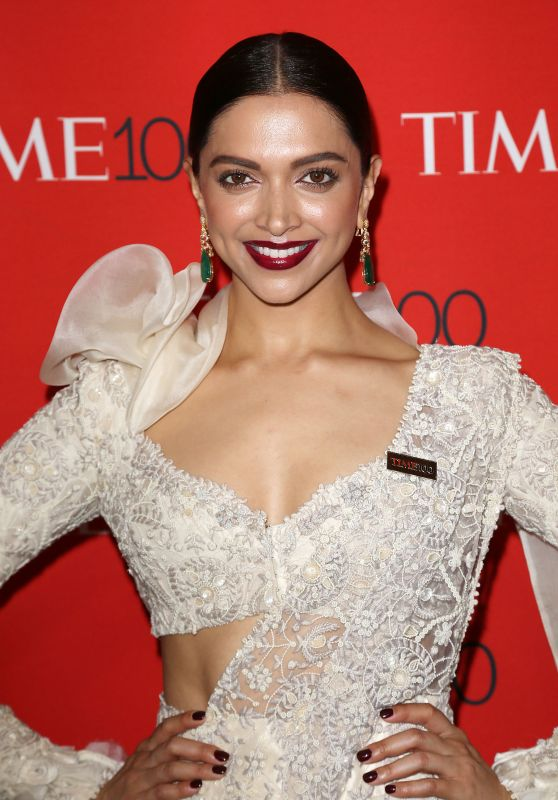 Deepika Padukone – TIME 100 Most Influential People 2018