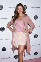 Demi-Leigh Nel-Peters – BeautyCon Festival in NYC 04/21/2018