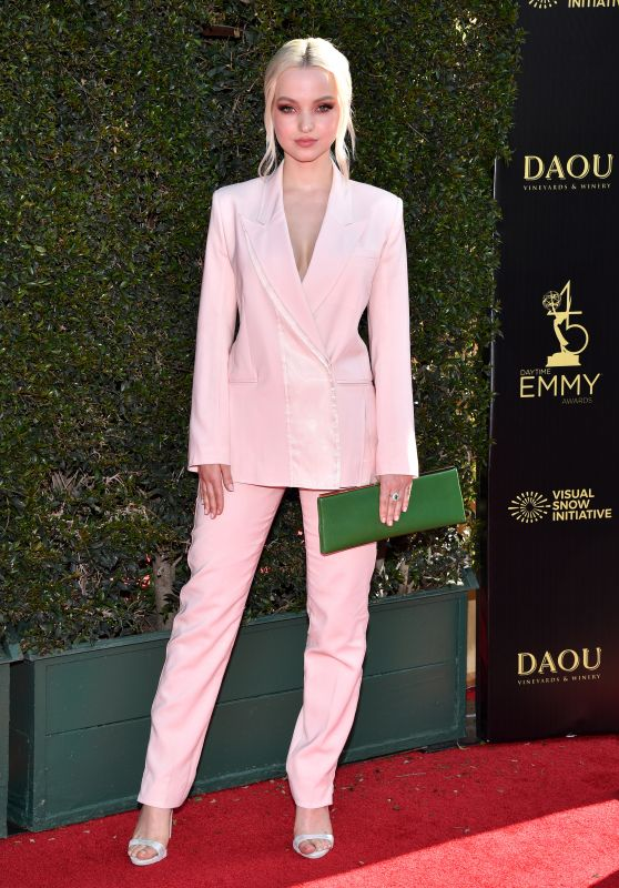 Dove Cameron – 2018 Daytime Creative Arts Emmy Awards in LA