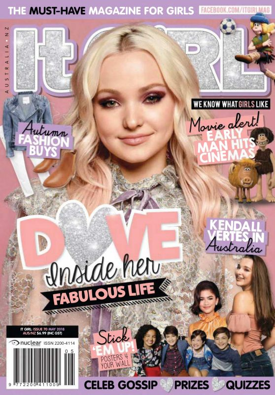 Dove Cameron - It GiRL Magazine May 2018 Issue