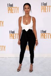 "Draya Michele – ""I Feel Pretty"" World Premiere in Westwood"