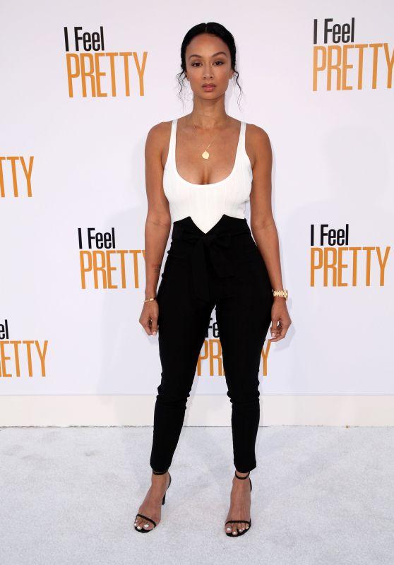 "Draya Michele – ""Feel Pretty"" World Premiere in Westwood"
