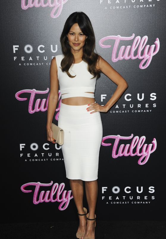 "Elaine Tan – ""Tully"" Premiere in Los Angeles"