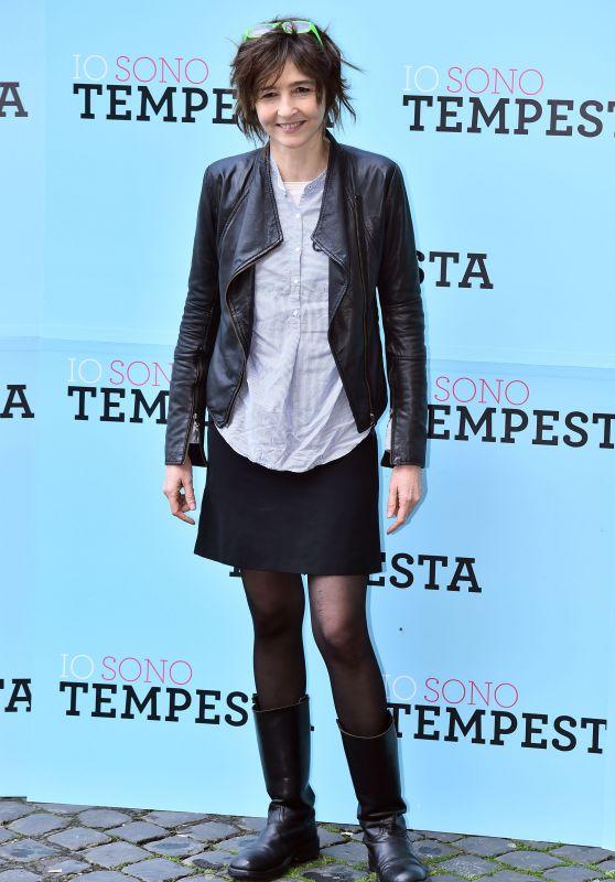 """Eleonora Danco - """"Io Sono Tempesta"""" Photocall in Rome"""