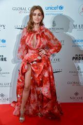 Elisa Bachir Bey – Global Gift Gala in Paris 04/25/2018