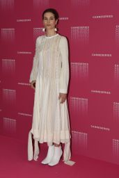"""Elisa Lasowski – Opening of the Canneseries Festival and """"Versailles"""" Season 3 Premiere in Cannes"""