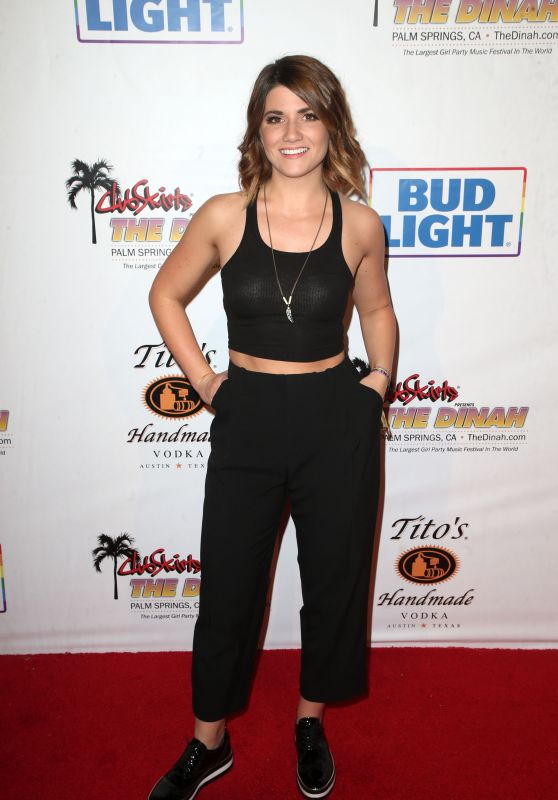 Elise Bauman – Dinah Shore The Hollywood Party in Palm Springs