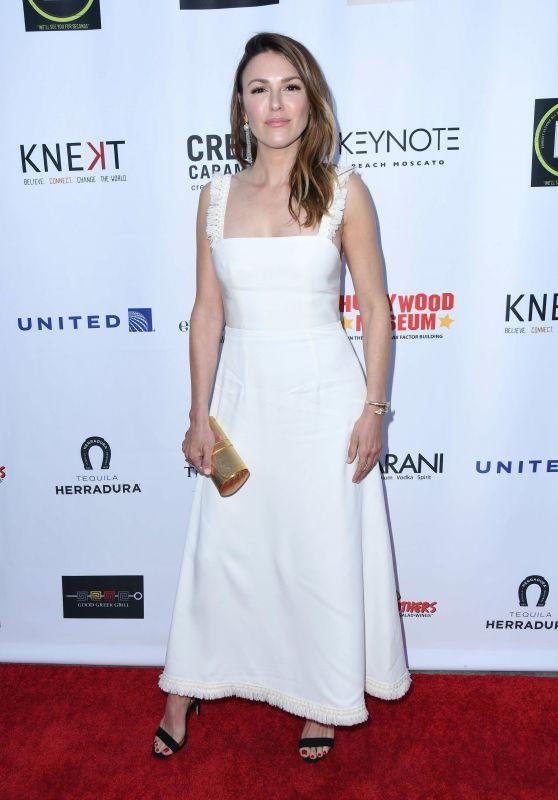 Elizabeth Hendrickson – 2018 Daytime Emmy Awards Nominee Reception in Hollywood