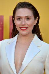 "Elizabeth Olsen - ""Kodachrome"" Premiere in Los Angeles"