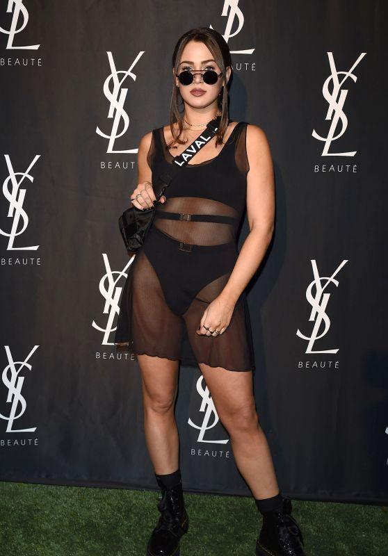 Ella Angel – YSL Beauty Festival in Palm Springs