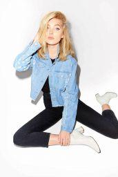 Elsa Hosk - J-Brand Summer 2018 Campaign