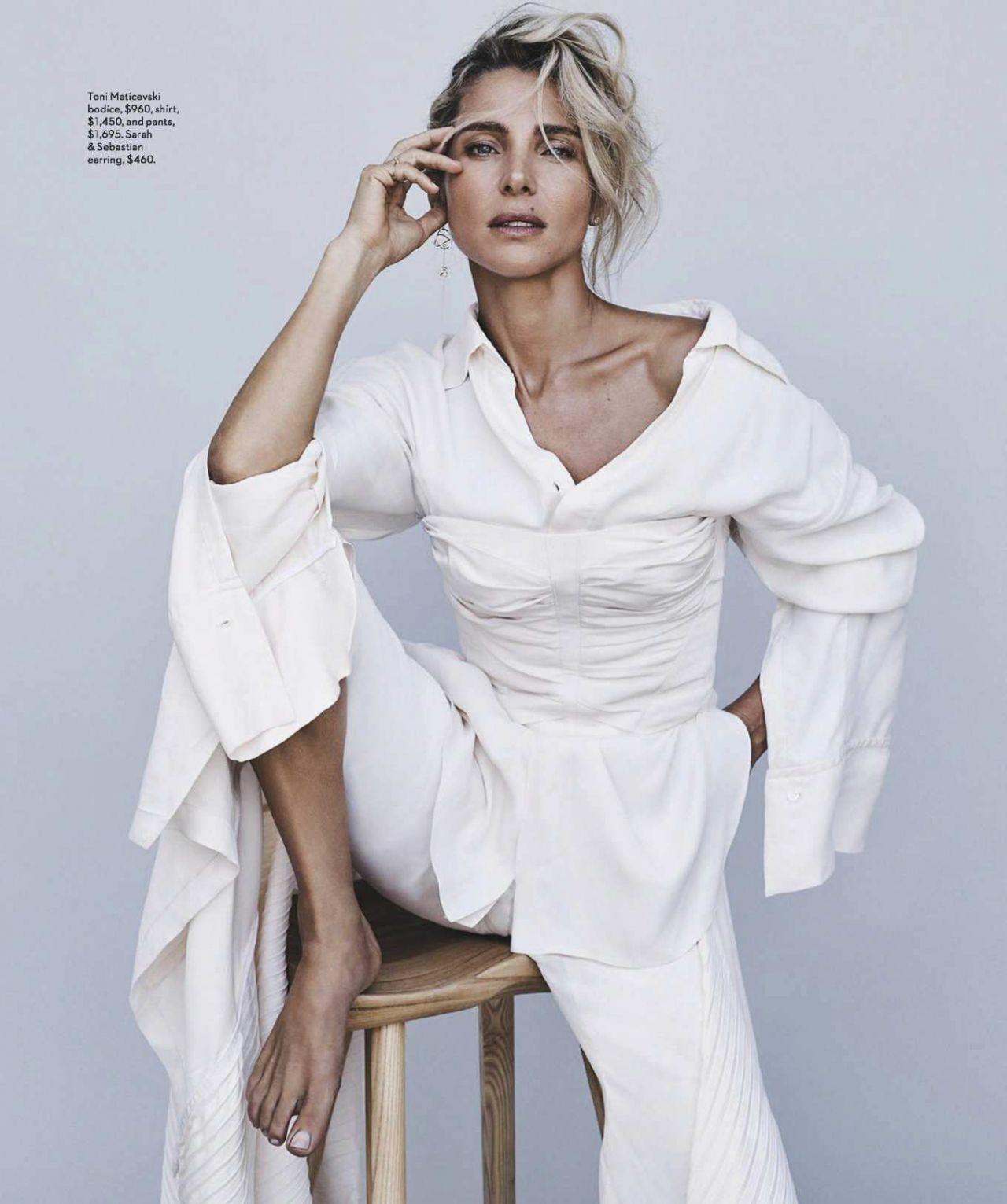 Elsa Pataky Vogue Australia May 2018 Issue