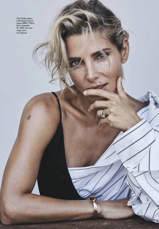 Elsa Pataky - Vogue Australia May 2018 Issue