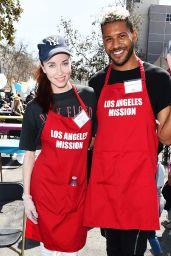 Elyse Levesqu – Los Angeles Mission Easter Celebration 03/30/2018