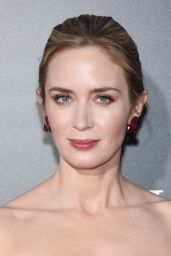 """Emily Blunt and John Krasinski – """"A Quiet Place"""" Premiere in NYC"""