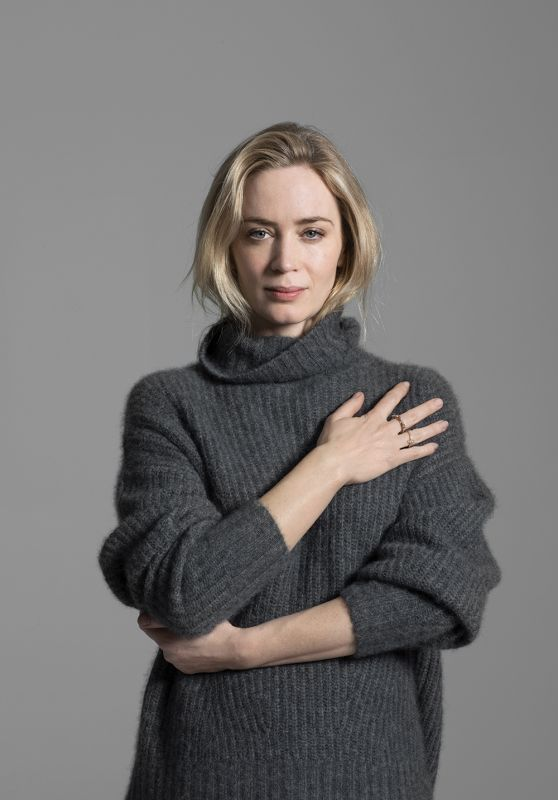 Emily Blunt - Variety Power of Women NY, April 2018