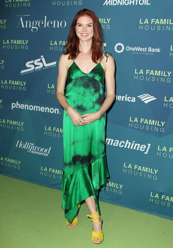 Emily Tyra - LA Family Housing Awards 2018 in West Hollywood