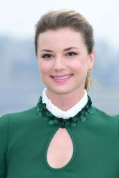"Emily VanCamp - ""The Resident"" Photocall at NBC Universal in London"