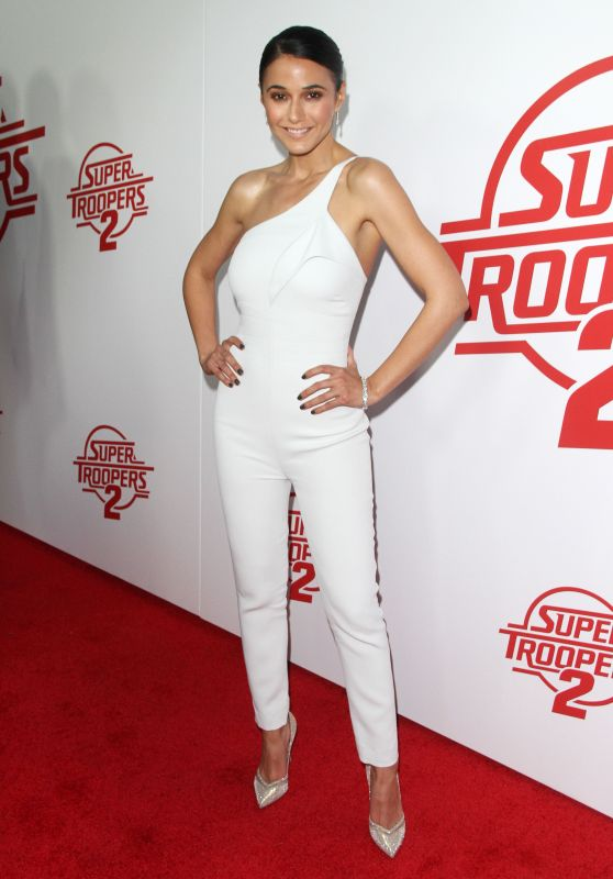 "Emmanuelle Chriqui - ""Super Troopers 2"" Premiere in Hollywood"