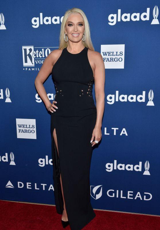 Erika Jayne – 2018 GLAAD Media Awards in LA
