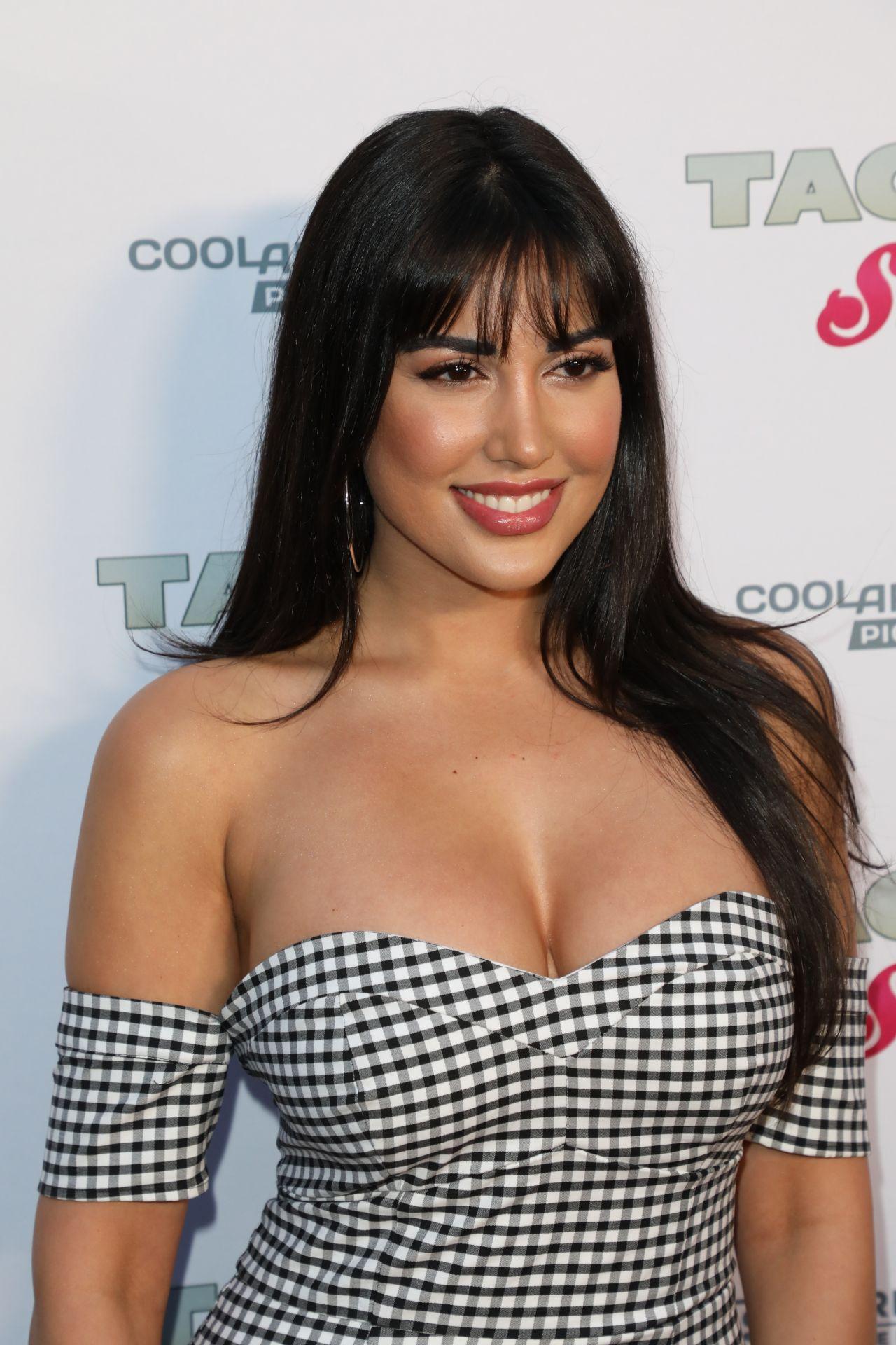 """Estrella Nouri – """"Taco Shop"""" Premiere at ArcLight Cinemas in Los Angeles 04/23/2018"""