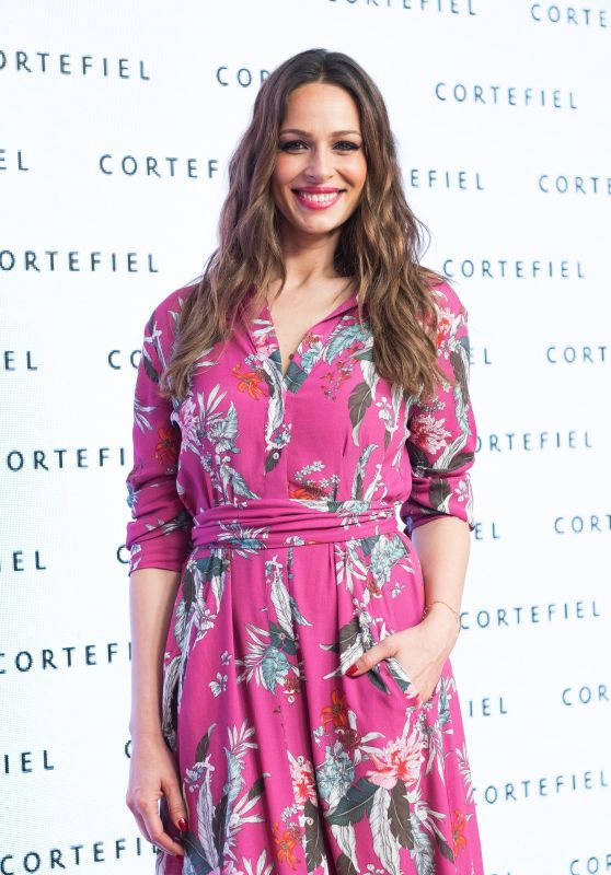 Eva Gonzalez - Cortefiel Spring-Summer 2018 Presentation in Madrid