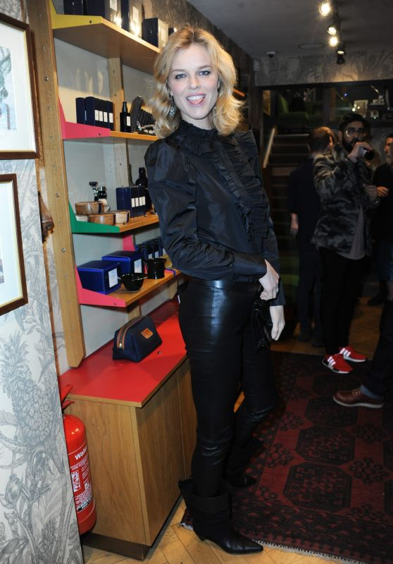 Eva Herzigova - The Murdock London: Clean Label Launch in London