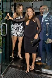 Eva Longoria at Mr. Chow Restaurant in Beverly Hills 04/14/2018