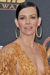 """Evangeline Lilly – """"Avengers: Infinity War"""" Premiere in LA"""