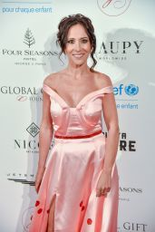 Fabienne Carat – Global Gift Gala in Paris 04/25/2018