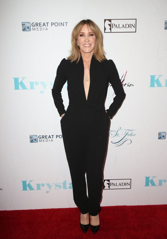 "Felicity Huffman – ""Krystal"" Premiere at ArcLight Hollywood"