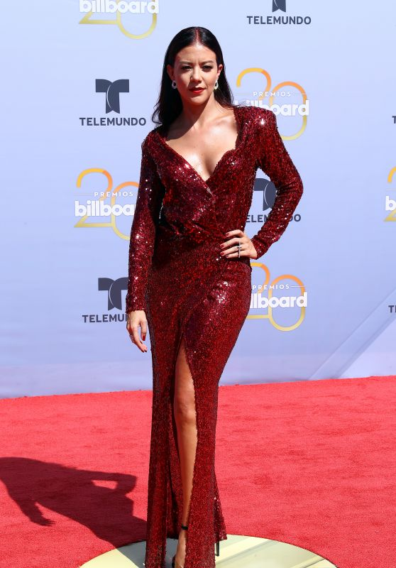 Fernanda Castillo – 2018 Billboard Latin Music Awards in Las Vegas