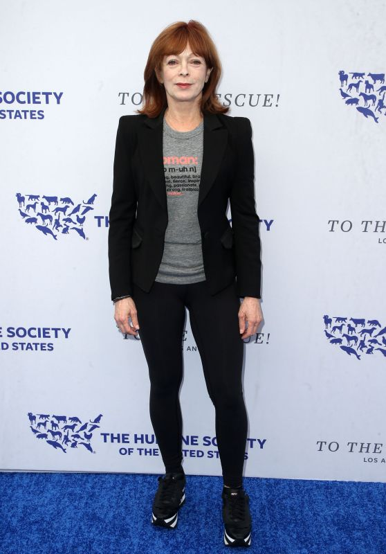 Frances Fisher – Humane Society Of The United States' To The Rescue Gala in LA