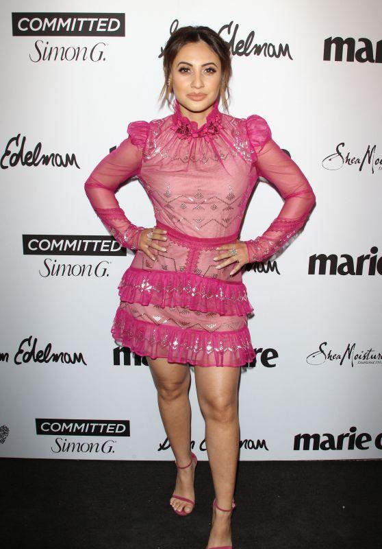 "Francia Raisa – Marie Claire ""Fresh Faces"" Party in LA 04/27/2018"