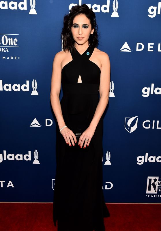 Gabrielle Ruiz – 2018 GLAAD Media Awards in LA
