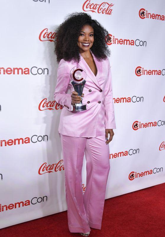 Gabrielle Union – Big Screen Achievement Awards at CinemaCon 2018 in Las Vegas