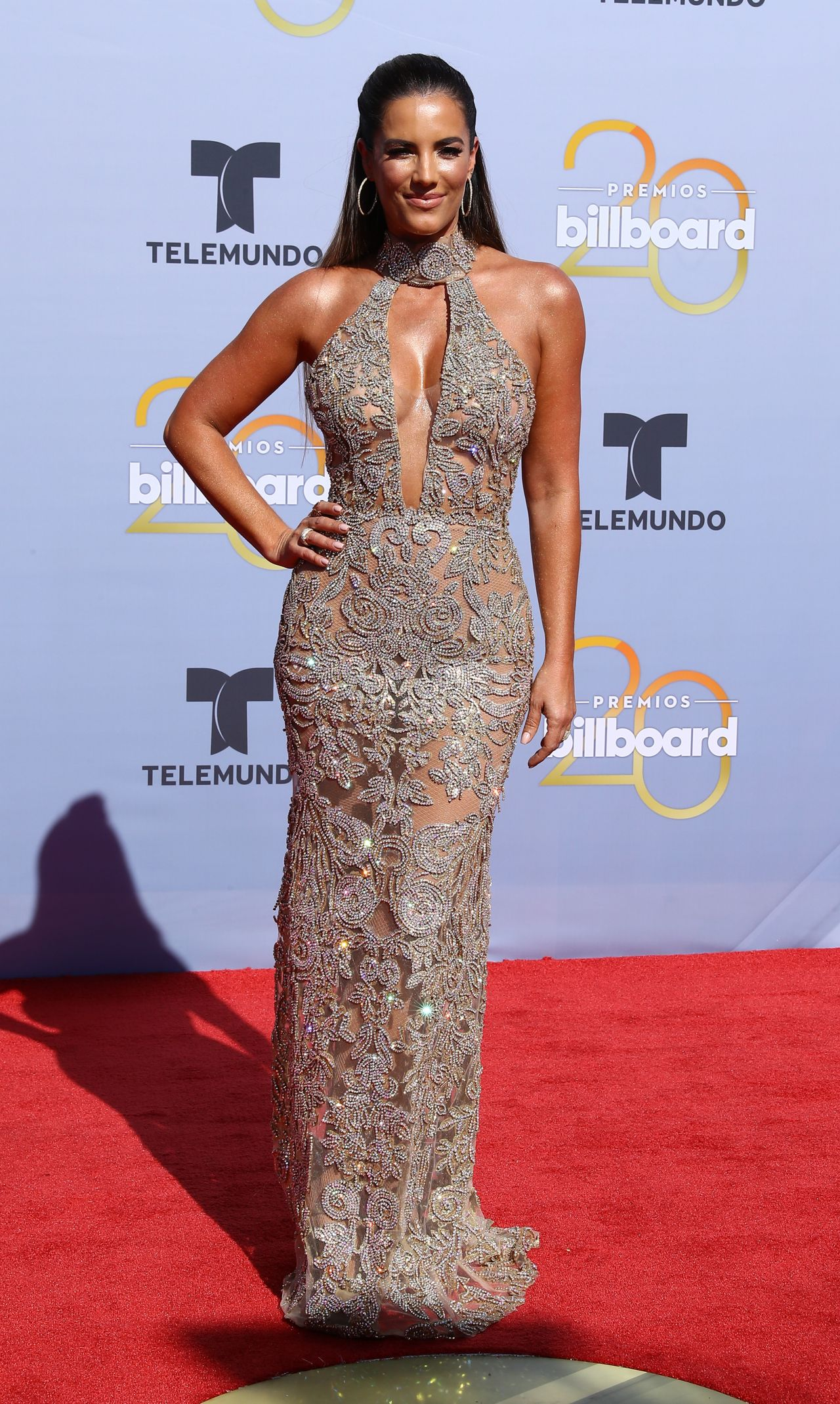 Gaby Espino 2018 Billboard Latin Music Awards In Las Vegas