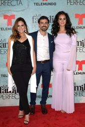 """Gala Montes – """"My Perfect Family"""" TV Show Screening in Miami"""
