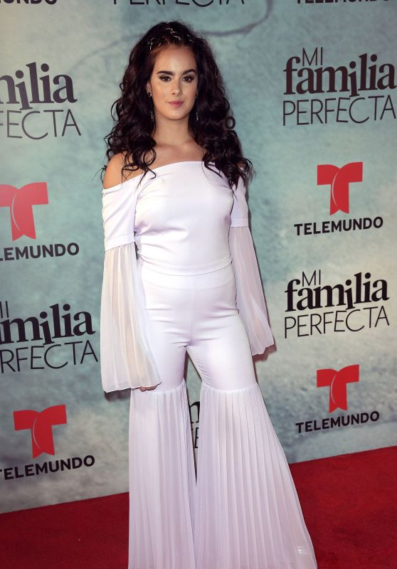 "Gala Montes – ""My Perfect Family"" TV Show Screening in Miami"