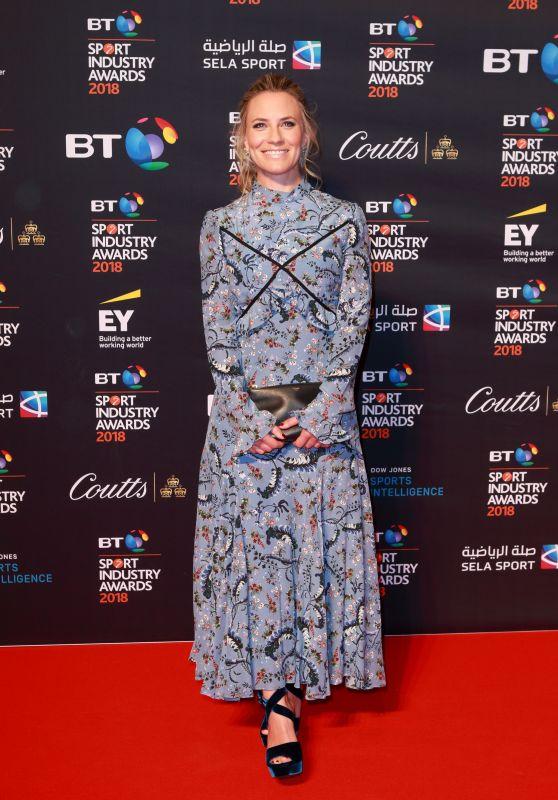 Georgie Ainslie - BT Sport Industry Awards 2018