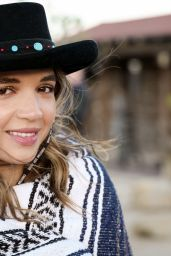 Georgie Flores – Dior Sauvage Party in Pioneertown 04/12/2018