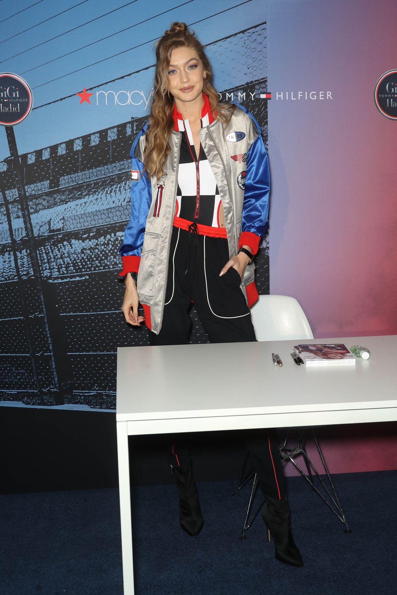 fb66bf213526 Gigi Hadid - Gigi Hadid x Tommy Hilfiger Watch Collection Launch in NYC 04  26 2018