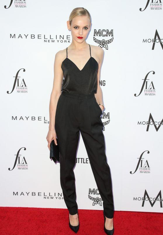 Ginta Lapina – The Daily Front Row Fashion Awards 2018 in LA