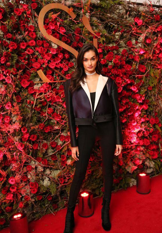 "Gizele Oliveira – Giorgio Armani ""Si Passione"" Fragrance & Vogue Launch Celebration in NY"