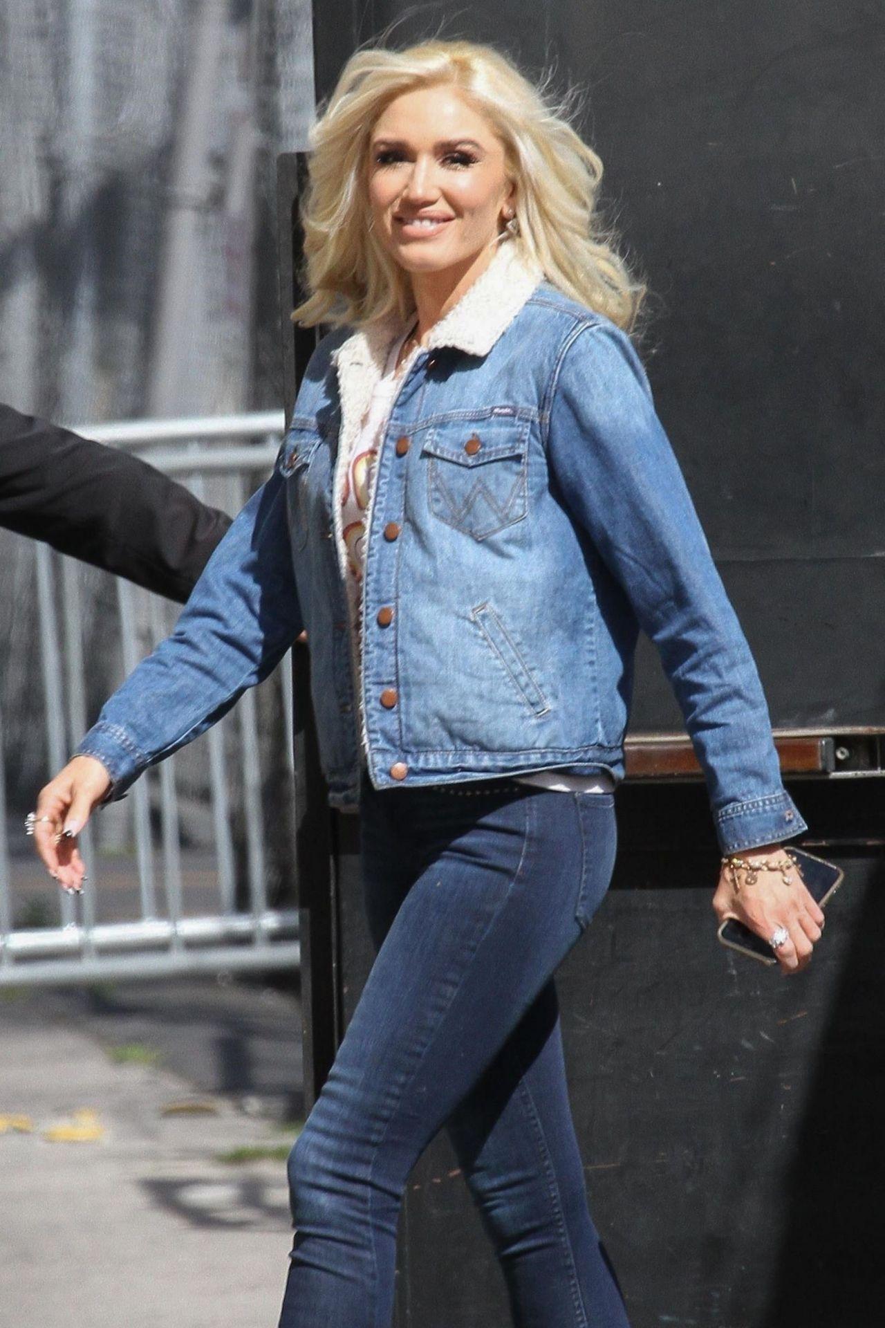 Gwen Stefani Latest Photos - CelebMafia Gwen Stefani